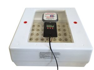 Farm Innovators Digital Circulated Air Egg Incubator